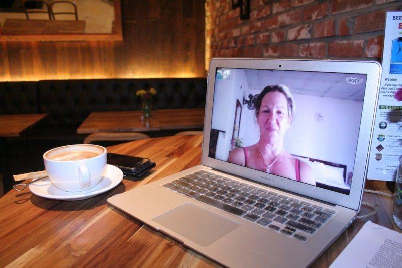 Skypeで簡単にLanguage Exchange する方法