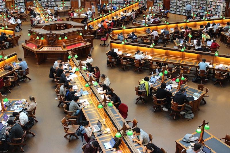 留学中の勉強法