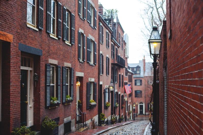 ボストンに留学!英語を学ぶには良い環境?【実体験に基づき解説】